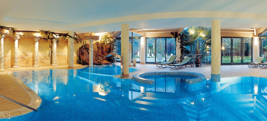 Impianti di deumidificazione per piscine coperte e saune